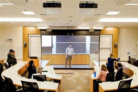 Wharton Mba Without Work Experience by Gracing The Class With Telepresence