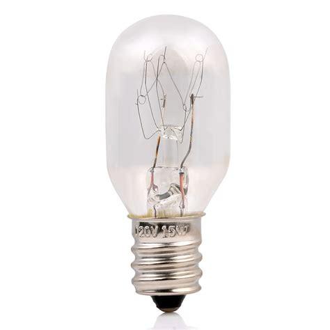 salt l light bulb 12 pack 15 watt salt l bulbs incandescent e12 socket