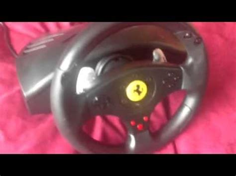 Thrustmaster Gt Experience Racing Wheel Review Thrustmaster Gt Experience Racing Wheel Review