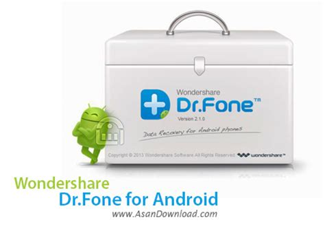 wondershare dr fone for android دانلود wondershare dr fone for android 8 3 3 64 بازیابی
