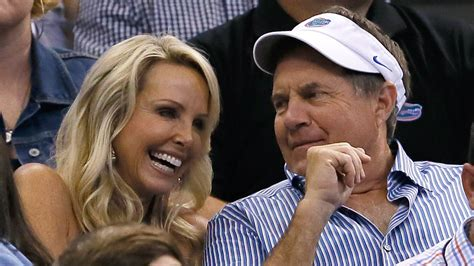 so who is current bill belichick girlfriend so who is current bill belichick girlfriend bill