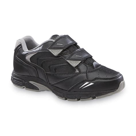 athletech womens reflection wide width athletic shoe black
