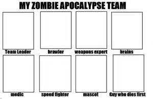 your zombie apocalypse team evageeks org forum an