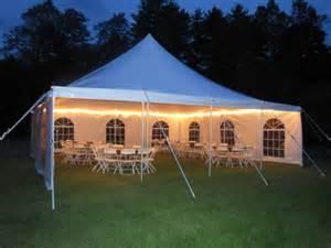 E1rentals wedding party and tent rentals in queensbury