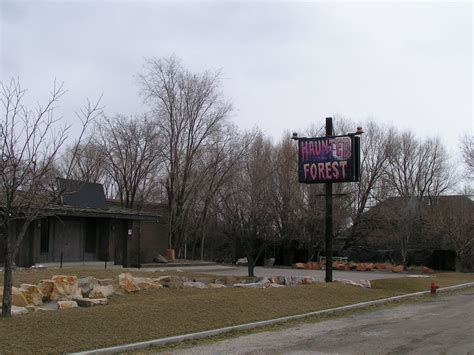 haunted forest american fork utah image