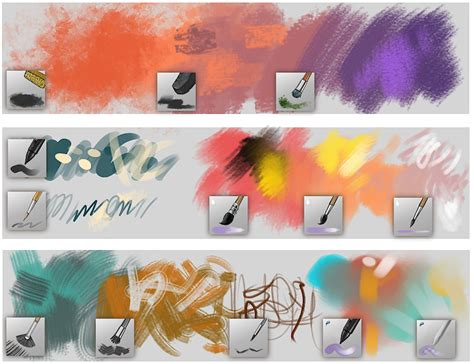 krita pattern brush krita brushes v4 david revoy