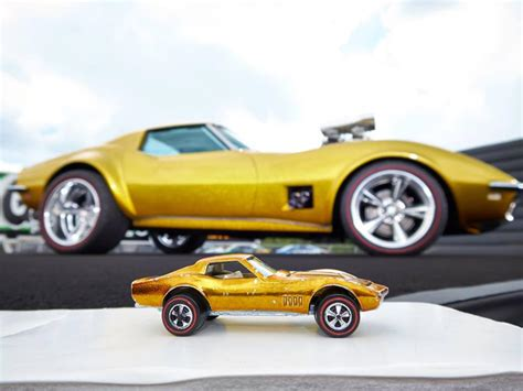 Hotwheels Wheels fast n loud s 1968 wheels corvette to be offered at