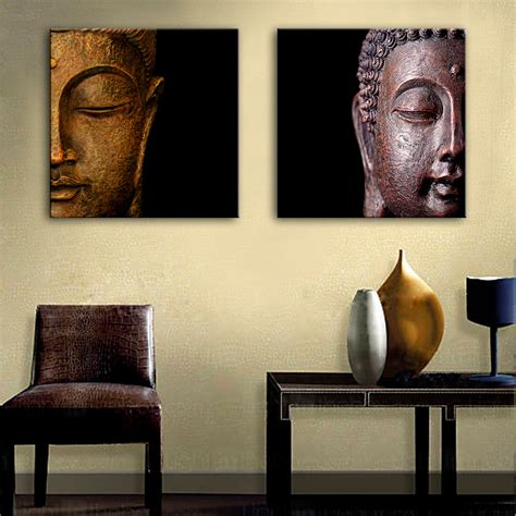 home decor paintings free shipping e home painting buddha decoration
