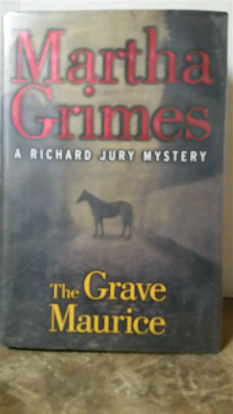 Martha Grimes The Stargazey the grave maurice by martha grimes 670030457 ebay
