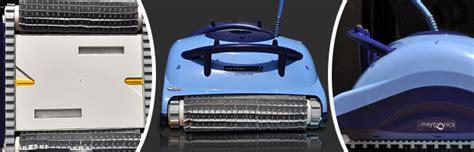 Nettoyeur Sol 3365 robot piscine dolphin vitrium brosses picots achat