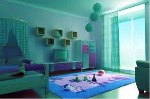 cool paint colors for rooms this bedroom is painted in an aqua color and decorated in