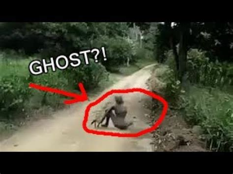 real ghost/evil spirit caught on camera (new footage