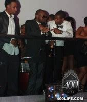 t.i. and tiny party after their wedding at club cameo in