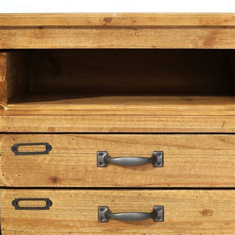 credenze in legno massello credenza legno massello etnico outlet mobili etnici