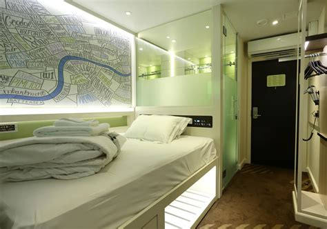 hub by premier inn covent garden on the ground - Hotels In Covent Garden With Family Rooms