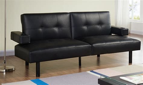 sofa style bed groupon cinema style sofa bed groupon goods