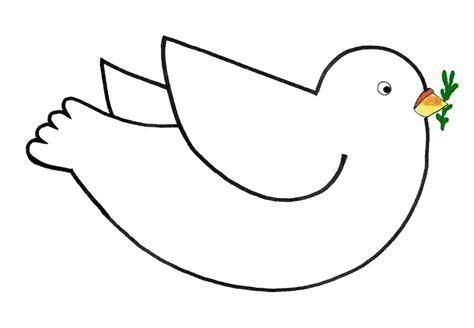 imagenes para dibujar de palomas dibujos de palomas de colores imagui