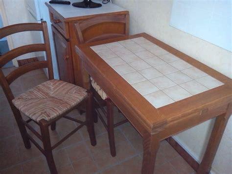 Table De Cuisine D Occasion by Table Et Chaise De Cuisine D Occasion