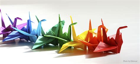 Origami Legend - origami cranes international crane foundation