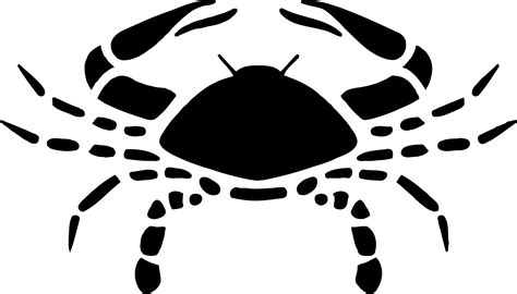 free stock photo of cancer crab vector clipart public