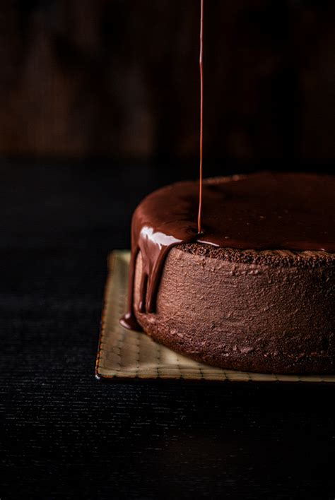 how to photograph a chocolate cake camera stupid