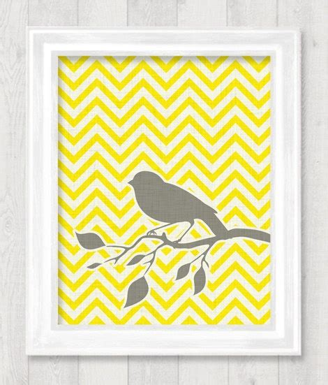free printable bird wall art bird chevron digital printable wall art print by