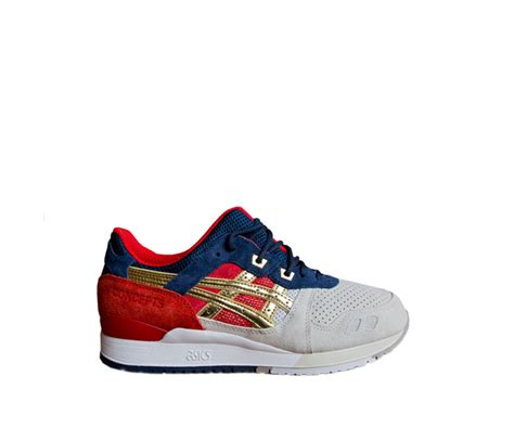 Asics Gel Lyte Iii X 25th Anniversary Concepts concepts x asics gel lyte iii 25th anniversary 2 may 2015 the drop date