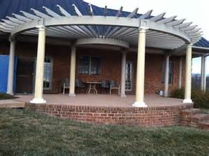 home exterior design with pillars front porch extraordinary home exterior design with round pergola front porch designed with