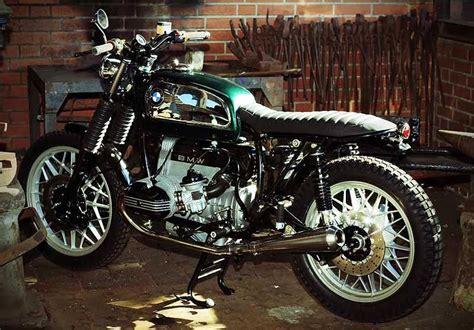 Motorrad Fahren Basics by Generation Bobber Bmw R100 Rs Umbau Von H B Custom