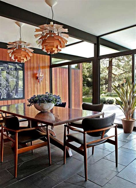 24 mid century modern interior decor ideas brit co