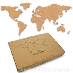 World Map On Cork Board by Cork Board World Map Travel Decor Pinterest