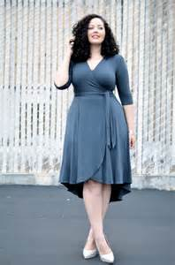She focuses on finding the right styles and fashions for curvy girls