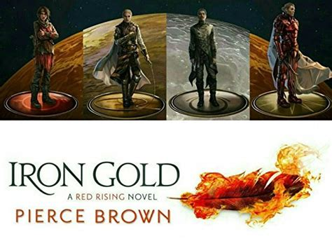 iron gold book 4 of the rising saga rising series books iron gold rising saga 4 by brown