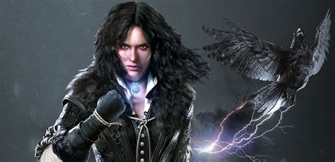 yennefer wallpaper 4k the witcher 3 the last wish romance yennefer vg247