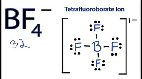 bf lewis structure   draw  lewis structure