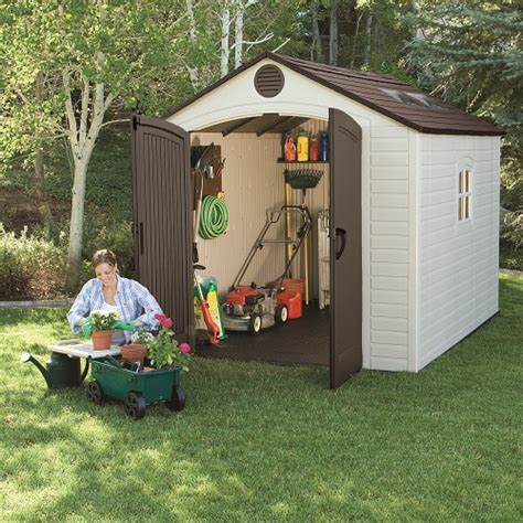moving a small garden shed tips and solutions detail