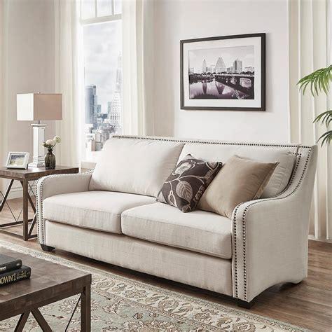 homesullivan peat microfiber sofa 409913pt 3tl sofa