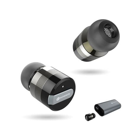 rowking bit charge stereo truly wireless headphones with