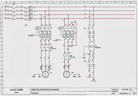 schema electrique chambre schema electrique chambre froide