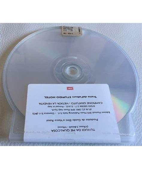 tu vuoi da me qualcosa vasco vasco tu vuoi da me qualcosa promo cds conchiglia