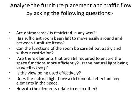 interior design brief questions introduction to interior design