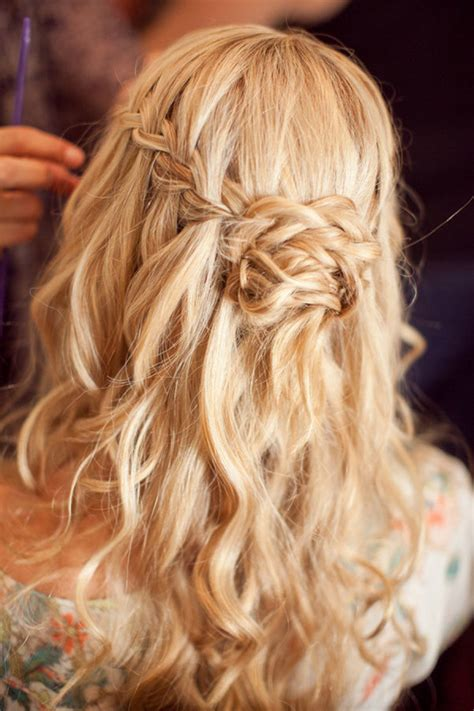 Wedding Hair With A Braid by Wedding Trends Braided Hairstyles Part 3 The