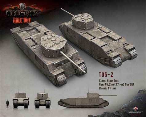 wot ii tog ii tanks world of tanks media best and artwork