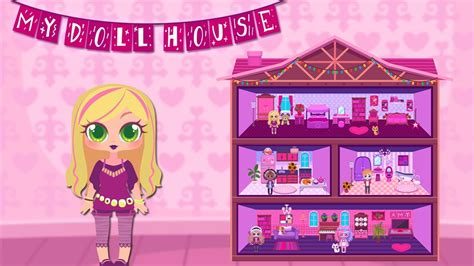decorate barbie dream house games billingsblessingbagsorg