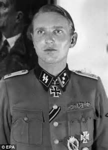 nazi war criminals: faces of world's most wanted nazis