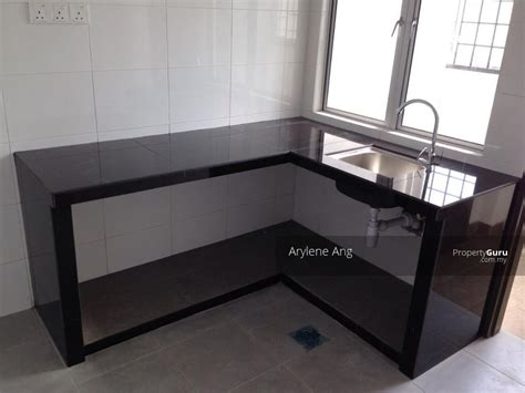 top kitchen table orchis apartment bandar parklands bukit tinggi klang