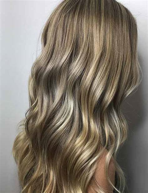 ash brown hair with pale blonde highlights light brown hair with ash blonde highlights brown hairs