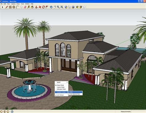 design your own house sketchup design your own home