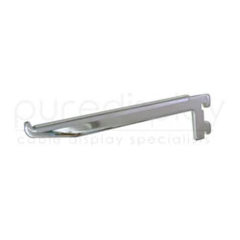 slim slot shelf bracket 200mm