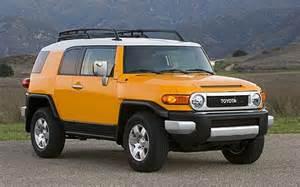 toyota 2010 pricing for fj cruiser, tacoma, rav4